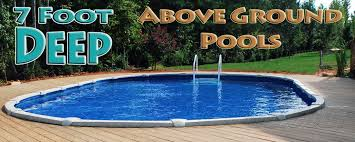 doughboy deep end pools doughboy pools at pools above ground