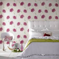 umbra wallflower wall decor white set: how to decorate a wall lots of ideas between stencil and painting