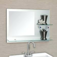 bathroom mirror mounting brackets. Frameless Bevelled Edge Wall Mirror Mounting Brackets Hardware Beveled Bathroom Pleasant For New Home Design Image Of Big Glass White Store Large Floor E