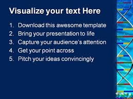 Microsoft Powerpoint Themes Dna Abstract Science Powerpoint Templates And Powerpoint
