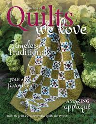 Quilts We Love - Primitive Quilts and Projects & Quilts We Love Premier Digital Magazine Adamdwight.com