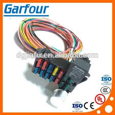 whole universal 14 circuit wiring harness fuse holder high universal 14 circuit wiring harness fuse holder high quality universal muscle car quot hot rod quot