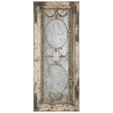 Antique mirror frame Painted Etsy Wood Metal Antiqued Mirror Cottage In The City