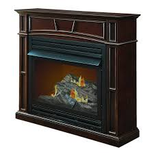 pleasant hearth 45 88 in dual burner vent free flat wall natural gas