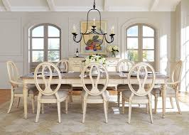 cottage dining room tables. Dining Room Furniture:Stanley Furniture European Cottage Table 7 Set White Complete Tables T