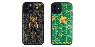 iPhone 12 LED '<b>Neon Genesis Evangelion</b>' Cases | HYPEBEAST