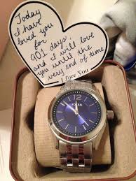 17 best boyfriend gift ideas boyfriend ideas diy valentines day gift idea for him watch could also gift this to others the note saying i love to spend time you or time flies when we re