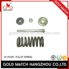 china supplier haojue motorcycle spare parts for sy pc097 pulley spring