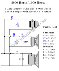 acuqimed com 3 way crossover circuit diagram html