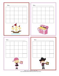 32 Organized Stickers Chart Free Printable