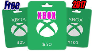 xbox live newest free gift card codes no survey 2017