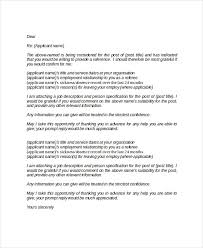 Letter For References Professional Reference Letter Sample Of Recommendation For Job With