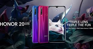 <b>HONOR 20 Lite</b> Full Phone Specifications | HONOR Global