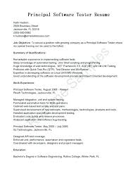 Tester Resume Samples Sample Manual Testing Resume Download Selenium Spacesheep Co