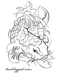 Small Picture Koi Fish Coloring Pages Japanese Koi Fish Coloring Pages Kids