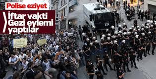 Gezi'nin yıldönümünde İstiklal'de yürüyüş