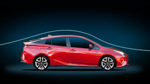 Prius | Overview & Features | Toyota UK
