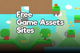 Free Design Games Best 21 Sites To Download Amazing Game Assets For Free 2019