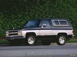 1989–91 Chevrolet K5 Blazer 1988–91 wallpapers (1024x768)