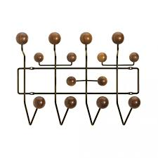Eames Coat Rack Walnut