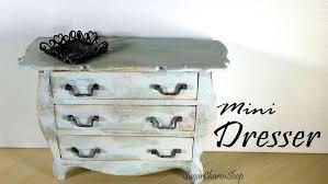 making doll furniture in wood. Miniature Furniture; Vintage Dresser Tutorial - Dolls/Dollhouse YouTube Making Doll Furniture In Wood