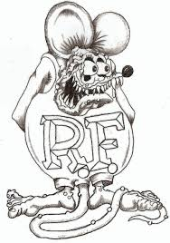 rat fink by thelob on deviantart