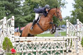 Patricia Griffith & Sandy Ferrell Earn Top Honors in 2018 Platinum  Performance/USHJA Green Hunter Incentive Championship - Jumper Nation