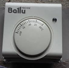 Обзор от покупателя на <b>Термостат</b> механический <b>BALLU BMT</b>-<b>1</b> ...