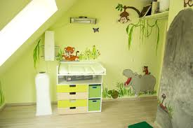 Dschungel Kinderzimmer Diy Mission Wohntraum