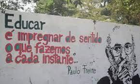 Freire: la libertà dell'uomo - Lo Sbuffo