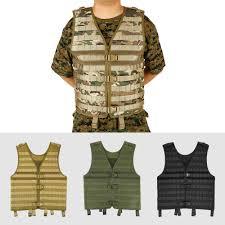 Lixada Hunting <b>Tactical</b> Vest <b>Outdoor Men's</b> Molle Modular Vest ...