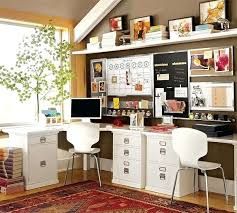 home office pottery barn. Pottery Barn Office Traditional Room Decor With Creative  Organization L Shaped White . Home U