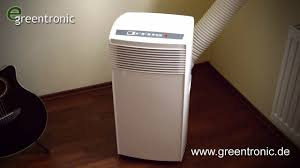 Test Klimaanlage Klimagerät Toyotomi Tad 20e Mobiler Air