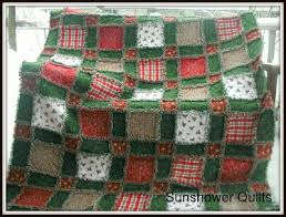 Sunshower Quilts: Christmas Rag Quilting in January & ... a Christmas rag quilt but I love it! Too bad it's after Christmas but  I'm going to leave this out and use it for a while before I put it away. Adamdwight.com
