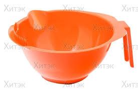 harizma <b>Миска для окрашивания 310</b> мл, оранжевый