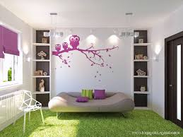 Pink And Green Walls In A Bedroom Striking Green Wall Paint Color Bedroom Ideas For Teenage Girl