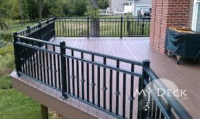 Metal deck railing ideas Diy Aluminum Railing For Decks Deck Railing Ideas Balusters Exploring Accessories Aluminum Railings Sakshi Gupta Aluminum Railing For Decks Deck Railing Ideas Balusters Exploring