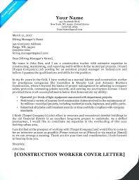 Cover Letter Sample For Maintenance Position Maintenance Resume