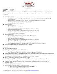 Cover Letter Accounting Position Cover Letter Example 2 Sample