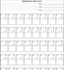 Multiplication Tables Worksheets 1 12 & common worksheets 1 to 12 ...