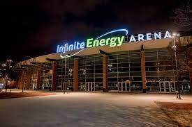 Duluth Infinite Energy Center Seating Chart Infinite Energy Arena Georgia Swarm Pro Lacrosse Team