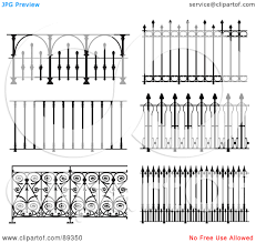 Beauteous Royalty Free Rf Clipart Illustration As Wells As Ornate