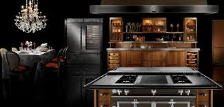 La Cornue Range In San Francisco BSC Culinary BSC Culinary Enchanting La Cornue Kitchen Designs