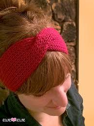 Free Knitted Headband Patterns Stunning Hot Mess Headband By Heather Walpole Free Knitted Pattern
