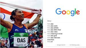 Assam chief minister sarbananda sonowal on friday formally presented international athlete hima das with the letter appointing her to the rank of deputy superintendent of police. Hima Das Caste Highly Searched On Google Netizens Criticise Archaic Mindset Trending News The Indian Express