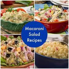 How To Make Macaroni Salad 14 Simple Macaroni Salad Recipes