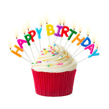 birthday cupcake. birthday cupcake a
