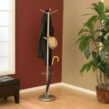 Wooden Coat Rack Umbrella Stand Wooden Coat Rack With Umbrella Stand Foter Ideas for the House 28
