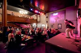 The Comedy Catch At The Chattanooga Choo Choo Something