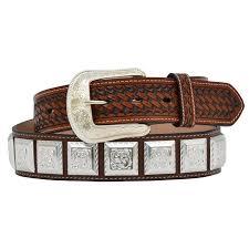 3d belt d1071 32 1 50 in brown distressed leather belt size 32